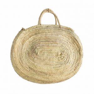 hand woven market bag
