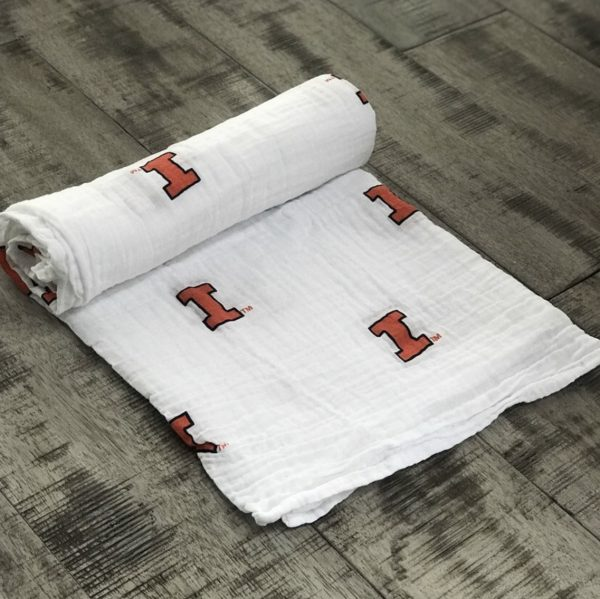 Illini swaddle