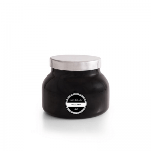 volcano black signature candle