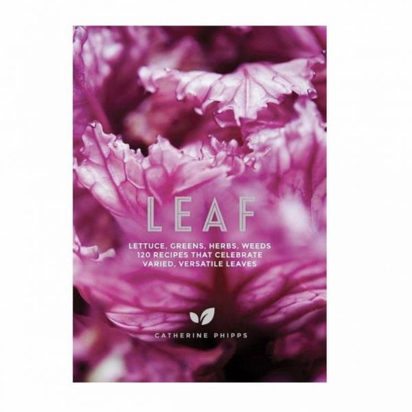 Leaf by Catherine Phipps cover