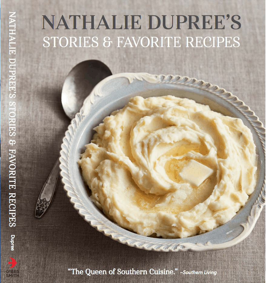 Nathalie Dupree's Favorite Stories and Recipes Cookbook Cover
