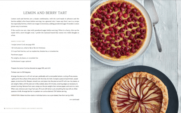 Nathalie Dupree's Favorite Stories and Recipes4