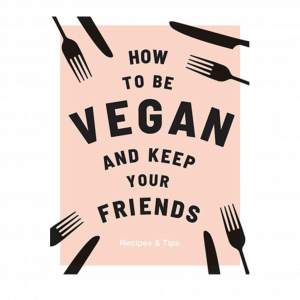 how to be vegan cookbook cover