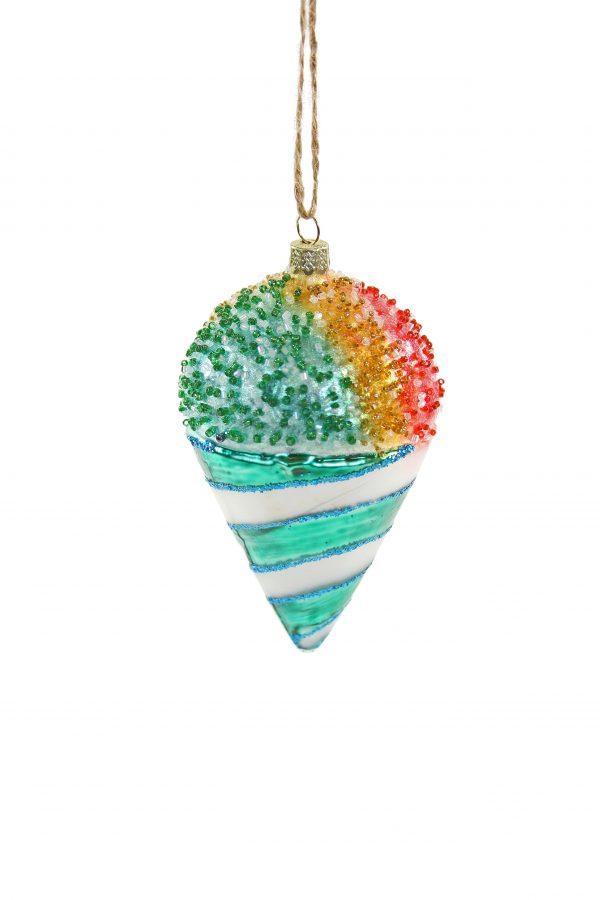 Cody Foster Snow Cone Ornament