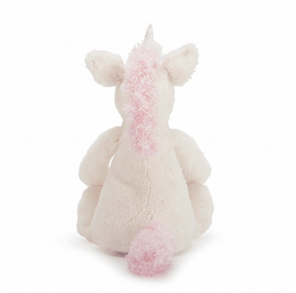 Large Jelly Cat Bashful Unicorn Back