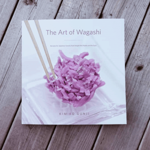 art of wagashi book