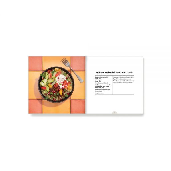 Lunch Cookbook Recipe 1