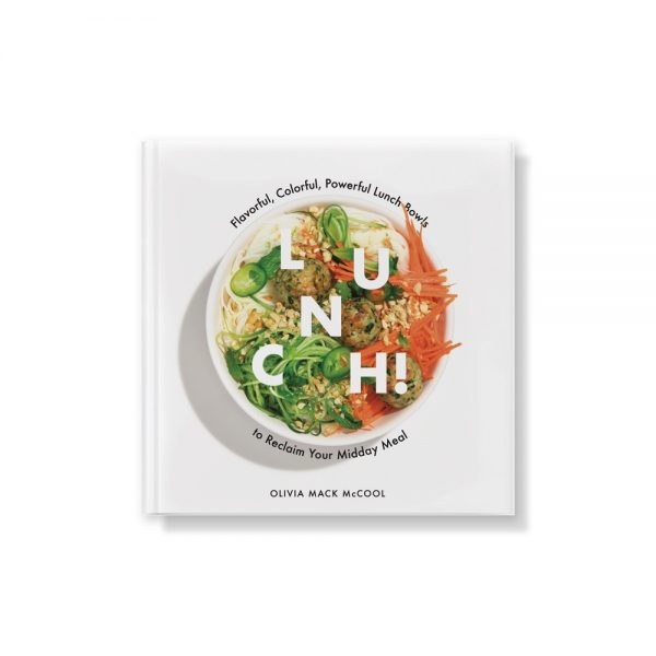 Lunch Cookbook Cover