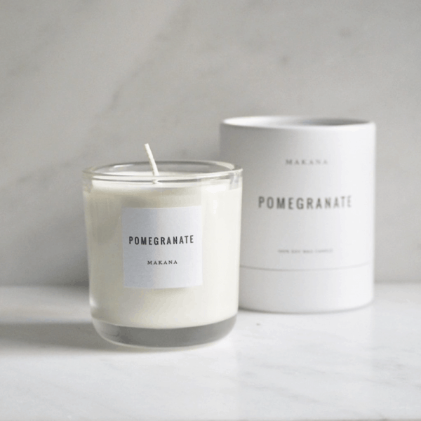 Pomegranate Makana Candle