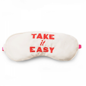 Take it Easy Getaway Eyemask