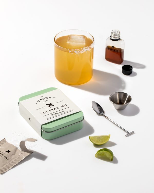 Margarita Cocktail Kit Lifestyle