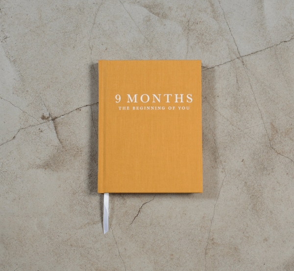 9 Months - Pregnancy Journal Product