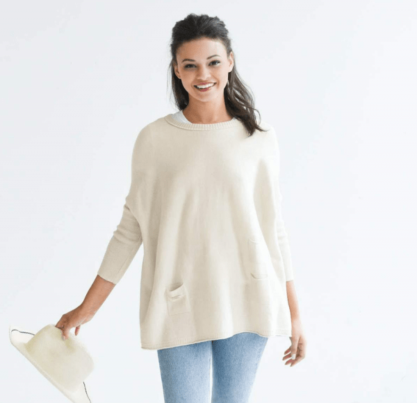 Sand Catalina Travel Sweater