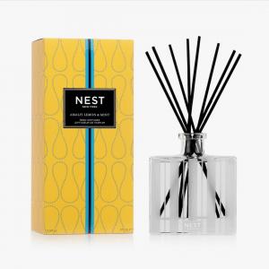 Amalfi Lemon & Mint Reed Diffuser by Nest Fragrances