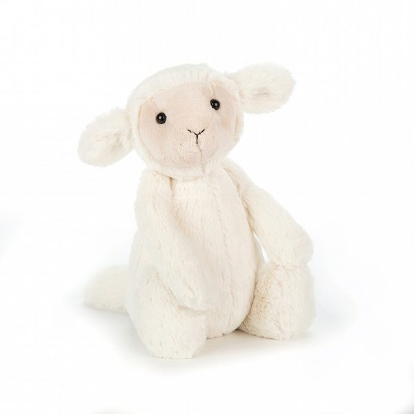 Bashful Lamb by Jelly Cat