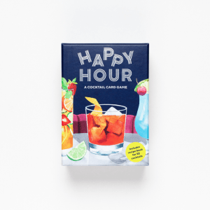 Cocktail Card Game Front