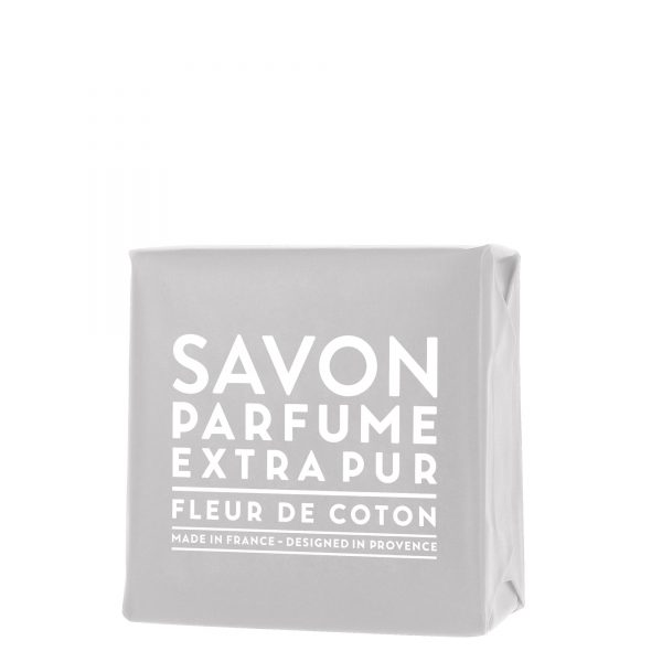Cotton Flower Marseille Bar Soap