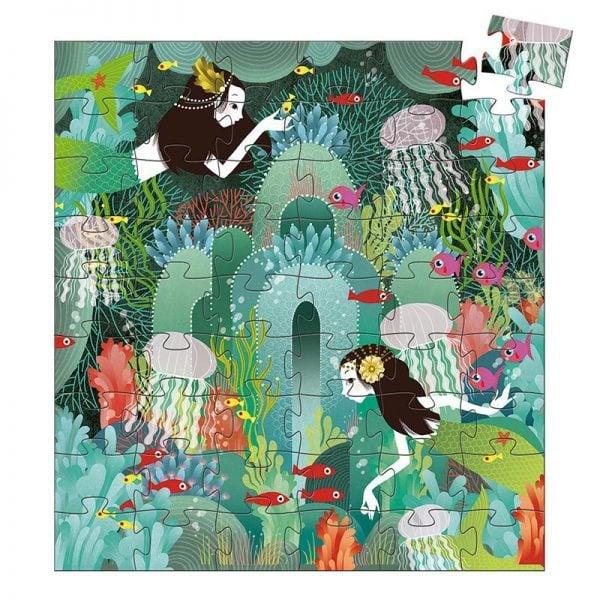 Djeco Aquatic Paradise Puzzle