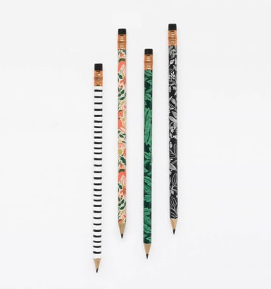 Folk Pencil Set by Rifle Paper Co. 1