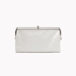 Lauren Clutch Wallet Latte