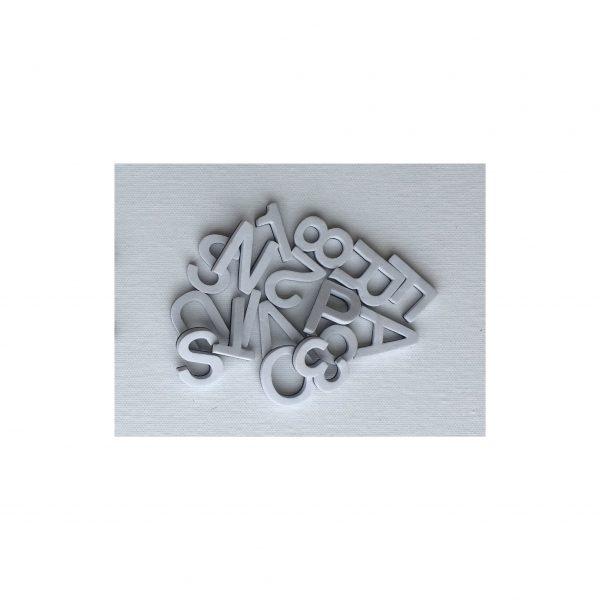 Magnetic Letter Board (39x19in) foam letters