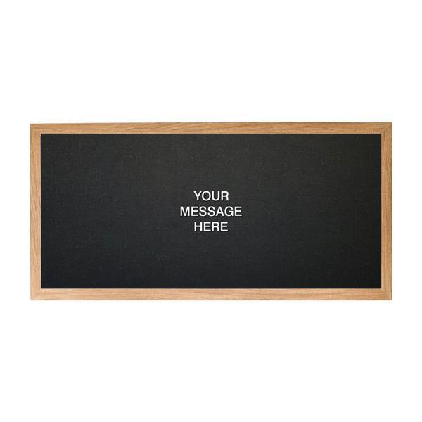 Magnetic Letter Board (39x19in)