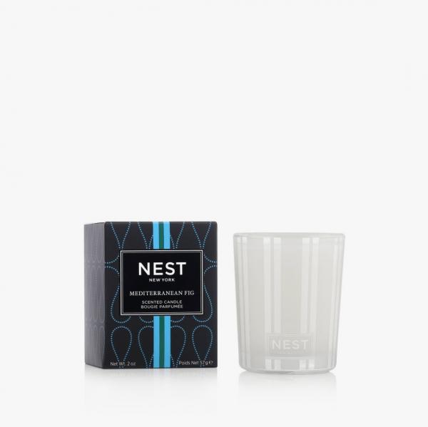 Mediterranean Fig Votive Candle by Nest Fragrances
