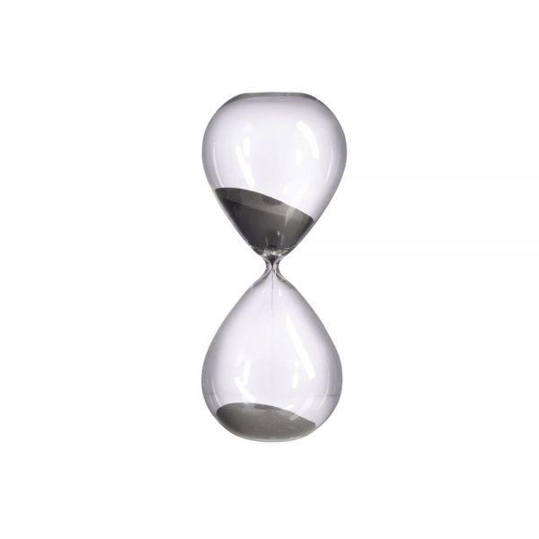 Medium Black Sand Hourglass