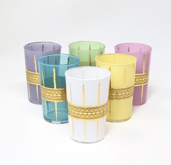 Moroccan Juice Glass