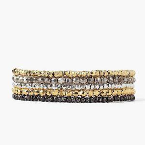 Multi Mix Naked Wrap Bracelet by Chan Luu