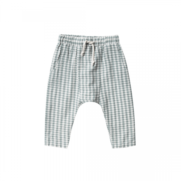 Rylee and Cru Gingham Hawthorn Trouser
