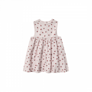 Rylee and Cru Strawberry Layla Dress