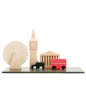 Tiny London Play Set