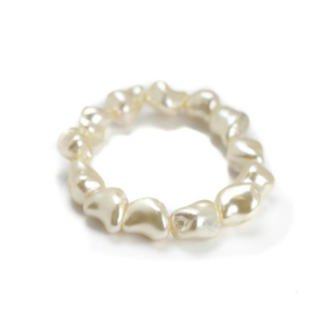 White Pearl Mini Bracelet