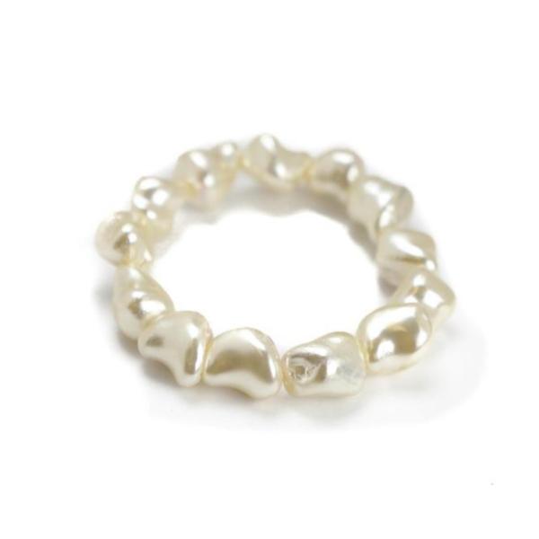 White Pearl Mini Bracelet