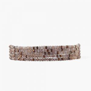 Bronze Mix Naked Wrap Bracelet