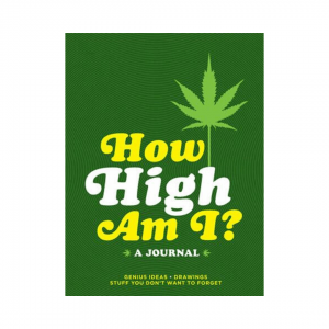 How High Am I - A Journal