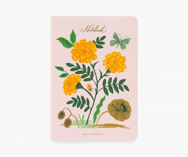 Botanical Stitched Notebook Set by Rifle Paper Co 3