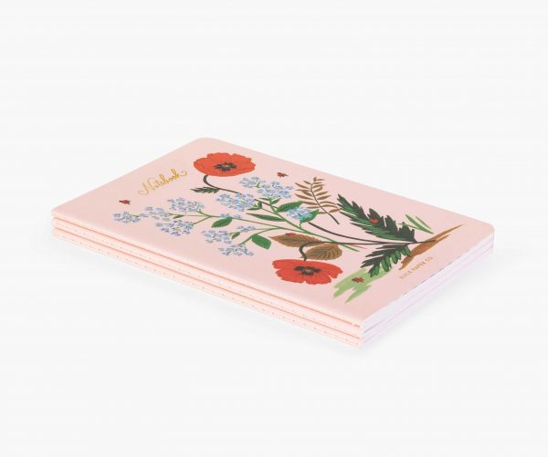 Botanical Stitched Notebook Set by Rifle Paper Co 4