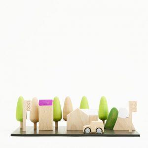 Tiny Town Play Set