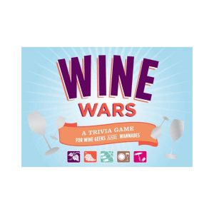 Wine Wars - A Trivia Game