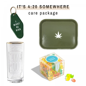Its 420 Somewhere Care Package