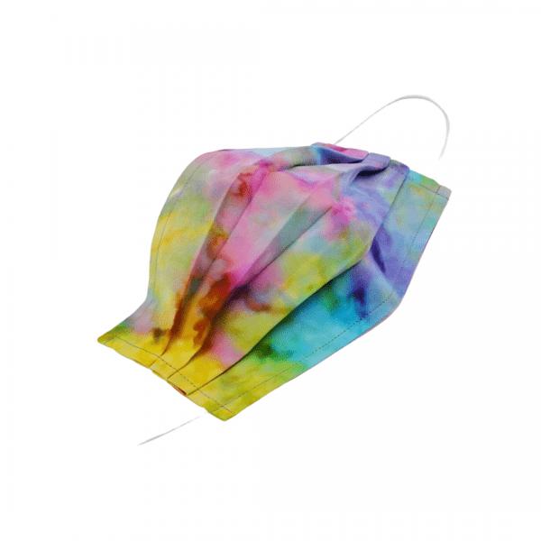 Batik Rainbow Face Mask