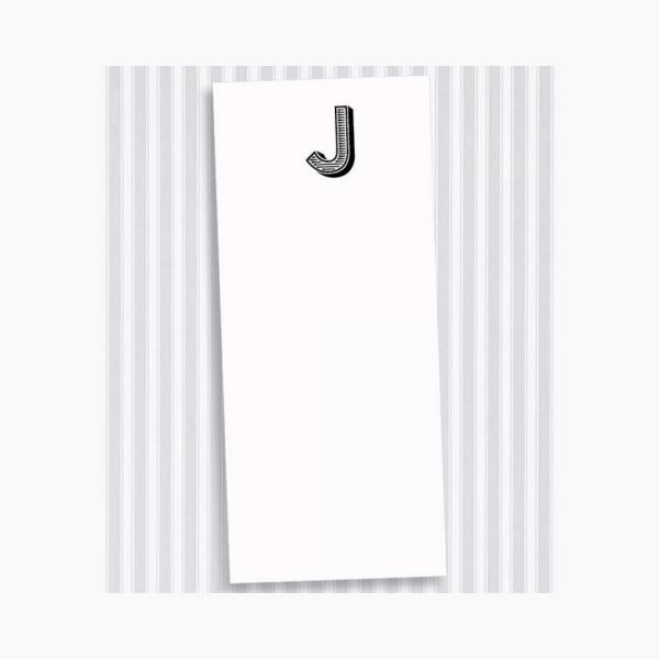 J Skinny Notepad Set