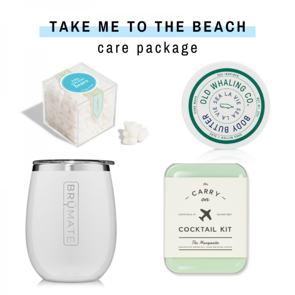 Take Me to the Beach Care Package