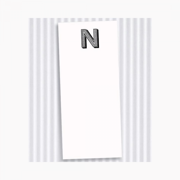 N Skinny Notepad Set
