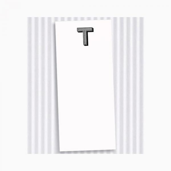 T Skinny Notepad Set