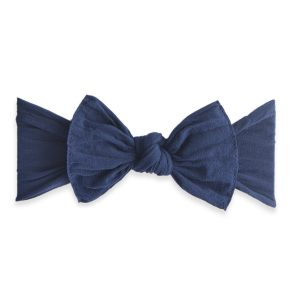 Baby Bling Knot Navy