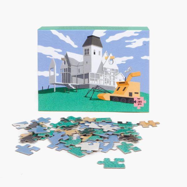 Deetz House Puzzle
