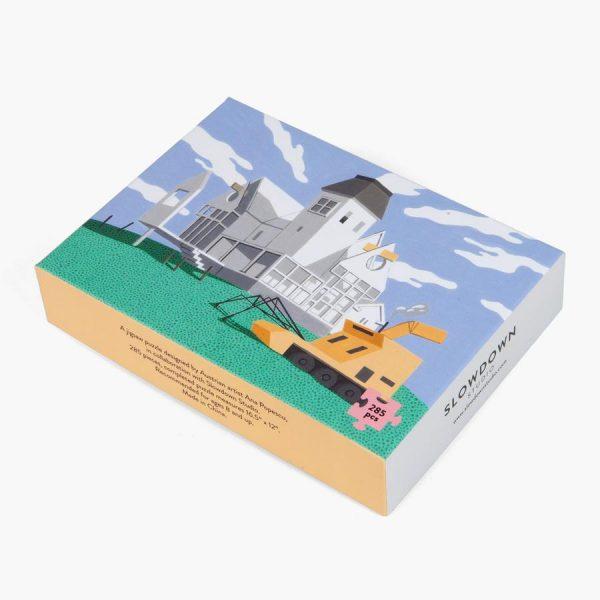 Deetz House Puzzle Package